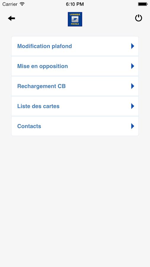 Prépayé par la Banque Postale - Android Apps on Google Play