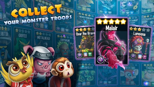 Monster Legends MOD Apk 10.0.6 (High Damage/3 Stars) 3