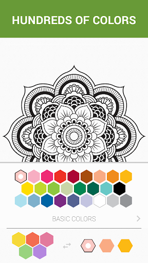 玩免費娛樂APP|下載ColorMe - 성인용 색칠하기 책 app不用錢|硬是要APP