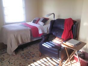 Photo: Rex's bedroom