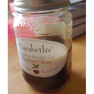 Blueberry-Cherry Jam