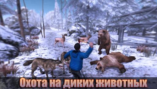 Cold North: Survival - Выживание бродяги  άμαξα προς μίσθωση screenshots 1