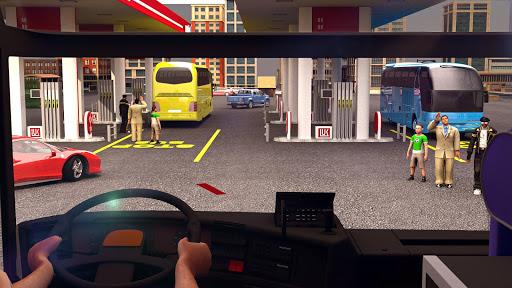 Coach Bus Driving Simulator 2020: City Bus Free 0.1 screenshots 21
