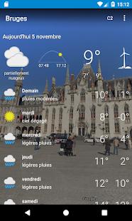 Bruges - Météo - náhled