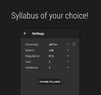 Syllabus - náhled