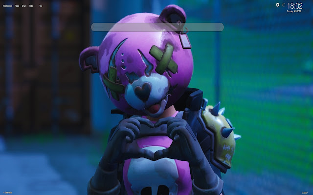 Ragsy Fortnite Skin Wallpapers Tab