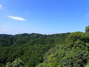 小笠神社の展望2