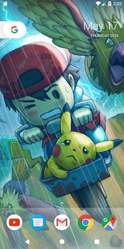 HD Wallpapers for Pokemon Art 2018 1.3 screenshots 12