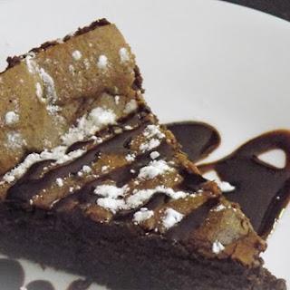 Flourless Chocolate Cake By Phyllis Sather.