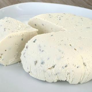 Tofu Garlic-herb Cream Cheese.