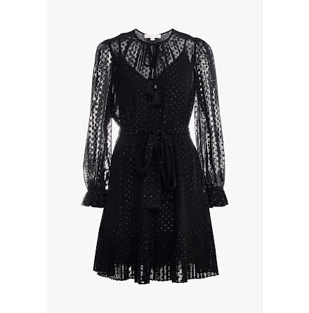 Tassle Pleat Dress - Michael Kors