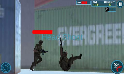 反特警队队攻击