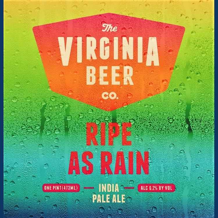 Logo of Virginia Beer Co. Ripe As Rain