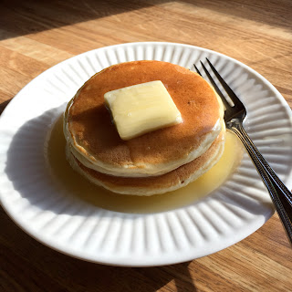 My Favorite Pancake Mix + Lemon Ricotta Pancakes