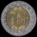 5 pesos icon