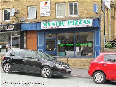 Mystic Pizzas On Morley Street Fast Food Takeaway In