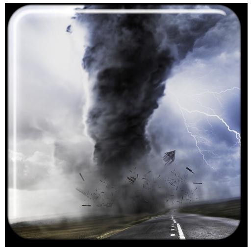 App Insights Tornado Live Wallpaper