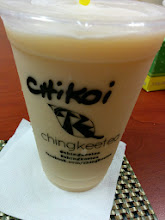 Photo: I was never a fan of milk tea but this cup from Chingkeetea was really great!