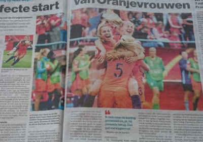 Belgische fans krijgen serieuze complimenten in Nederlandse pers