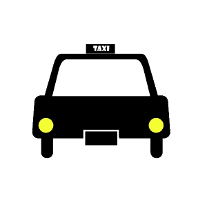 タクシー相乗り(乗合)