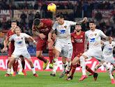 De transfer van Chris Smalling naar AS Roma dreigt vast te lopen