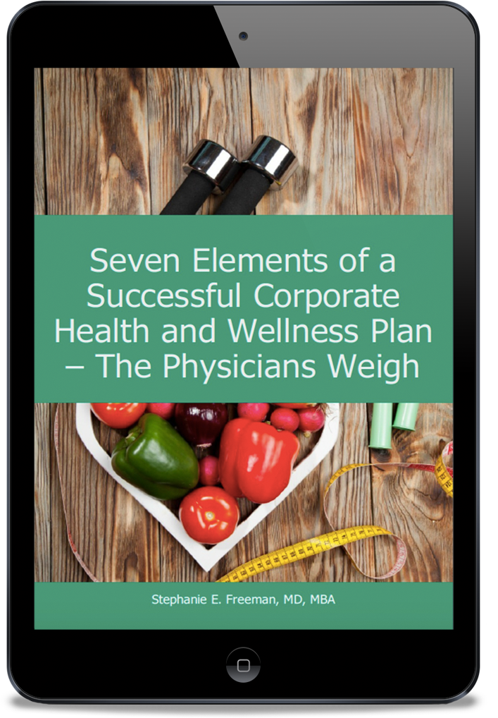 Seven Elements of a Successful Corporate Health and Wellness Plan