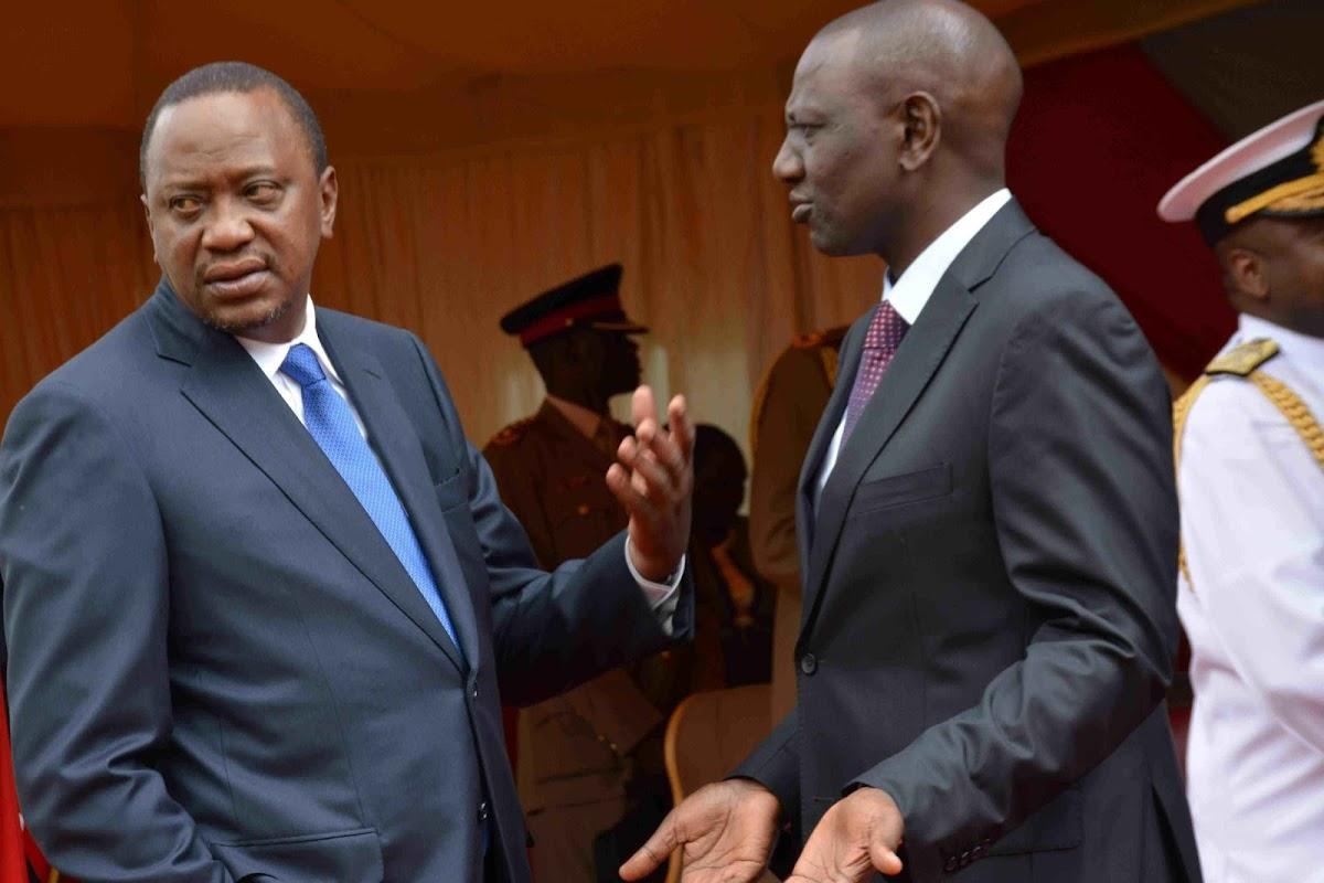 Image result for uhuru kenyatta war on corruption dci