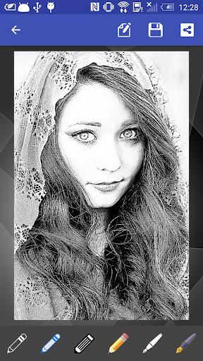Portrait Sketch screenshot 4