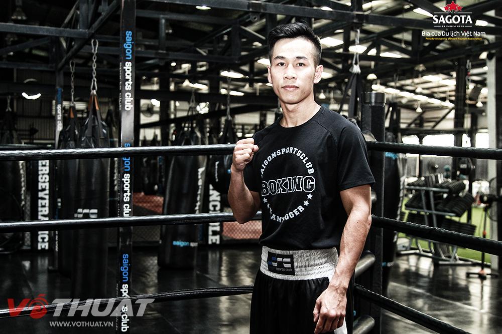 Trần Văn Thảo với quyết tâm phát triển bộ môn boxing Việt Nam tốt hơn