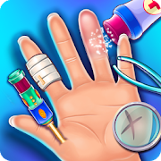 Hand Doctor Games: ER Surgery Simulator