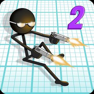 Gun Fu: Stickman 2 icon do jogo
