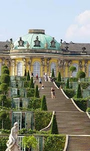 Sanssouci Palace Wallpapers screenshot 2