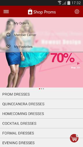 Shop Proms