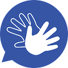 Sign BSL icon