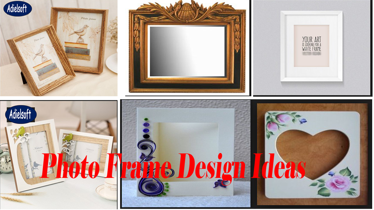 Photo Frame Design Ideas - Android Apps on Google Play