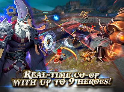 Heroes of Skyrealm Screenshot