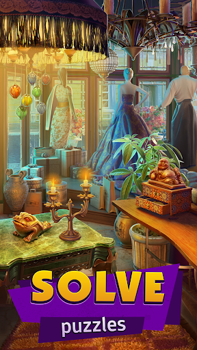 Alice in the Mirrors of Albion screenshot 12