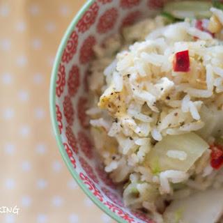 Aromatic Fried Rice.