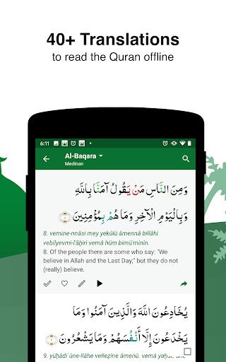 Muslim Pro - Prayer Times, Azan, Quran & Qibla 11.1 screenshots 4