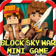 Block Sky War : Mini Game  Icon