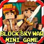 Download Block Sky War : Mini Game apk