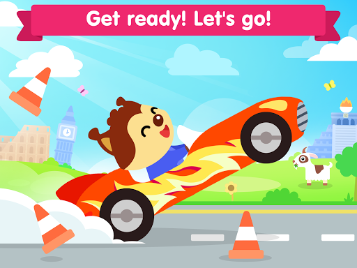 Car games for kids ~ toddlers game for 3 year olds 2.9.0 screenshots 8