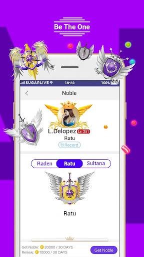 Sugarlive - Live Stream Indonesian Content 1.37.0 screenshots 6