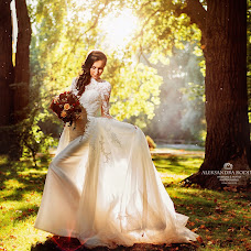 Wedding photographer Aleksandra Rodina (Rodinka). Photo of 18.03.2016