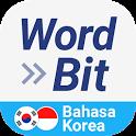 WordBit Bahasa Korea (Belajar di layar kunci) icon