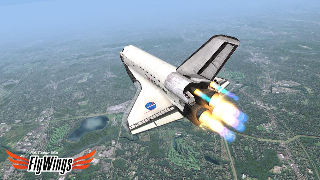 Fly simulator 2014