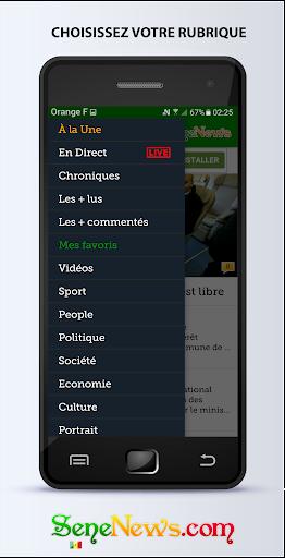 SeneNews : News in Senegal ss3