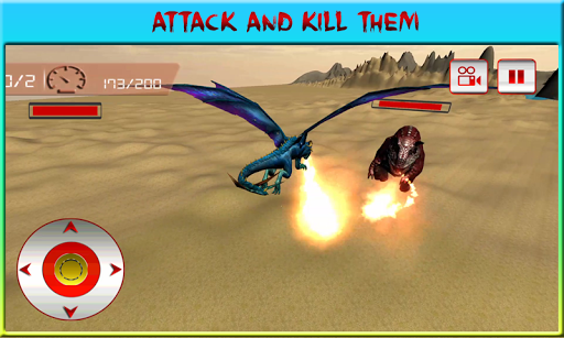 無料冒险Appのフライングドラゴンクエスト攻撃|HotApp4Game