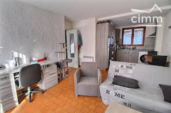 Appartement 2 pièces 39,67 m2