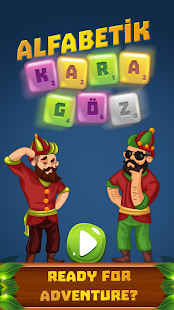 Alphabet Karagoz Word Game- screenshot thumbnail